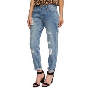 NWT Cotton On distressed boyfriend jeans